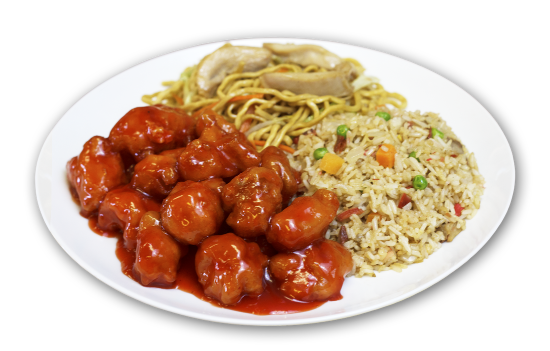 What Is A Combination Plate Chinese Food